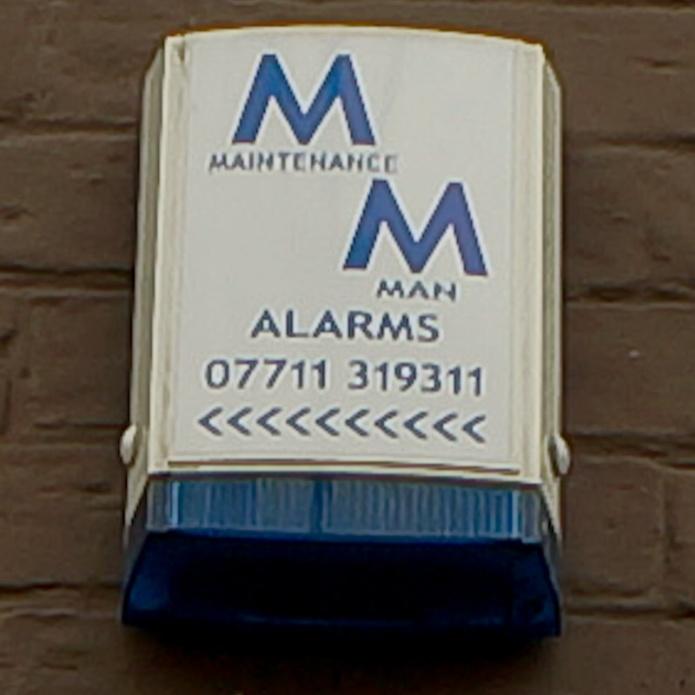 Maintenance Man Alarms