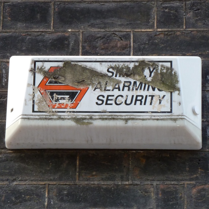 Simply Alarming Security