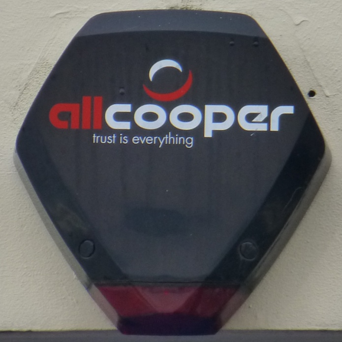 All Cooper Trust Is Everything