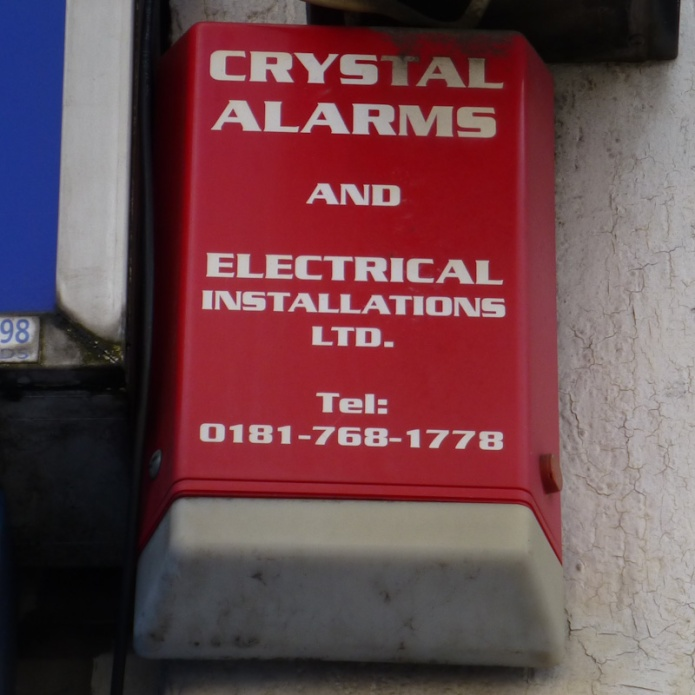 Crystal Alarms and Electrical Installations Ltd