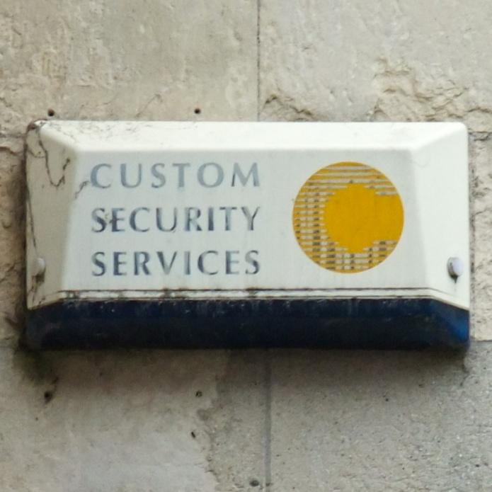 Custom Security Services