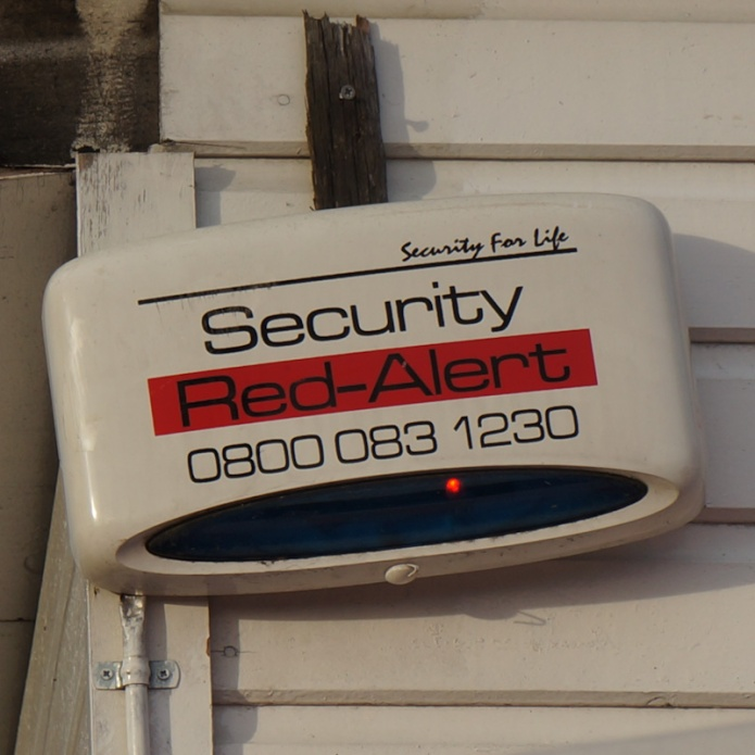 Security Red Alert Security for Life