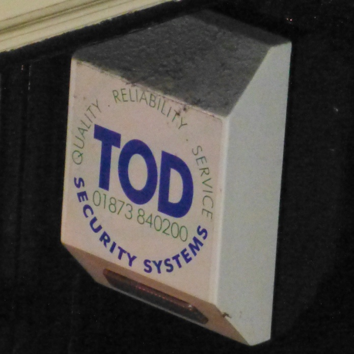 TOD Security Systems Quality Reliability Service