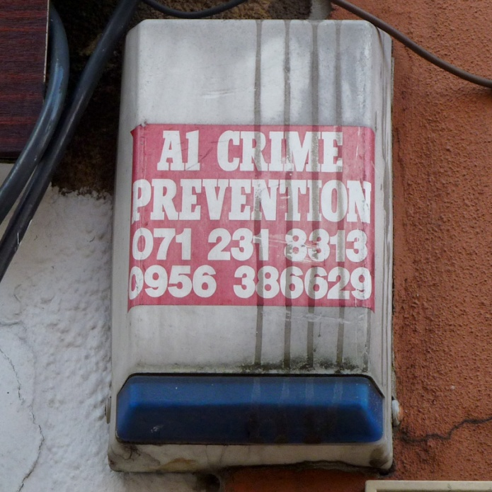 A1 Crime Prevention