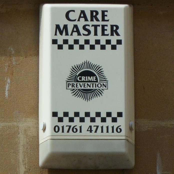 Care Master Crime Prevention