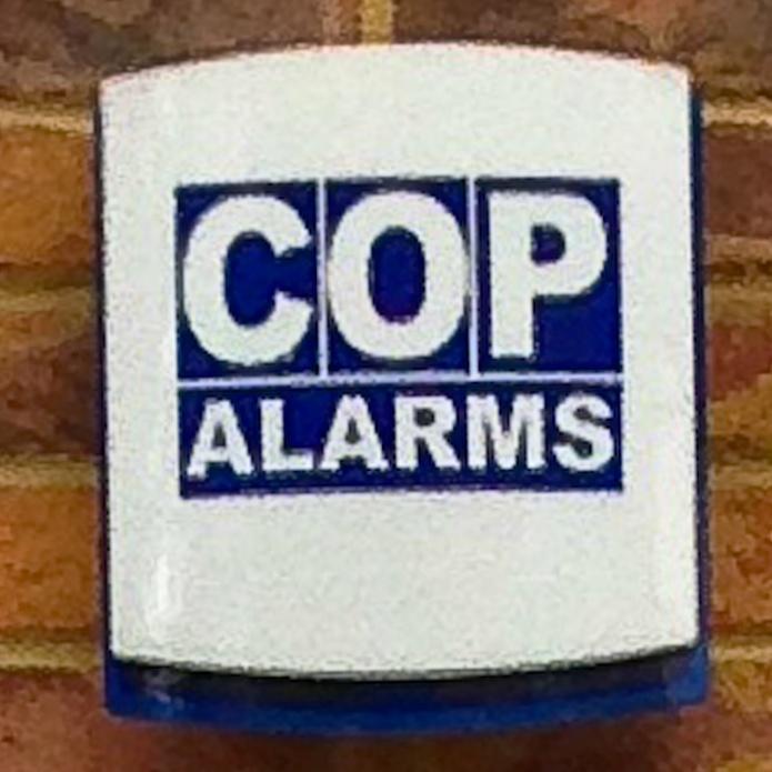 Cop Alarms