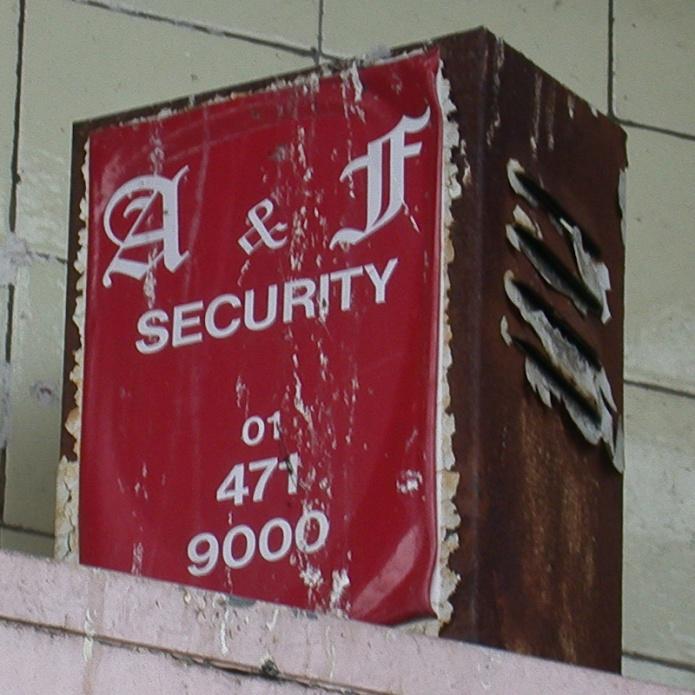 A&F Security