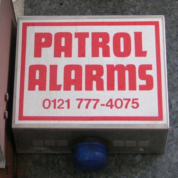 Patrol Alarms