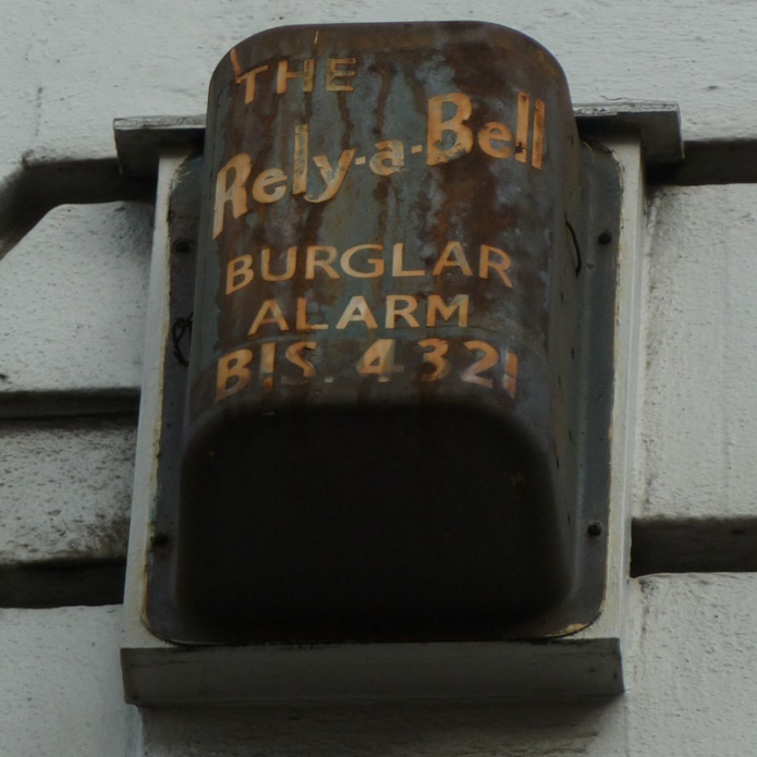 The Rely-A-Bell Burglar Alarm