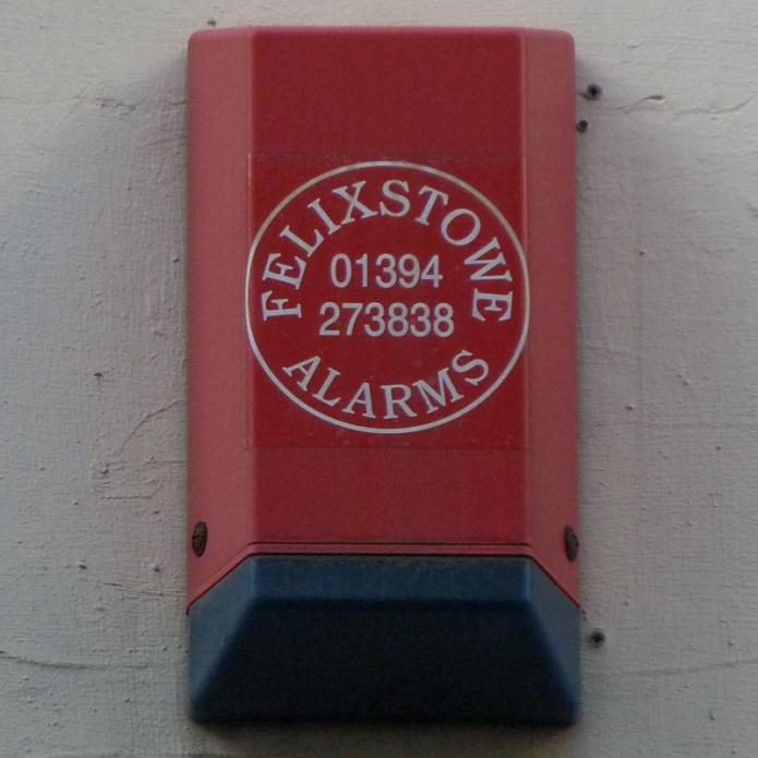 Felixtowe Alarms