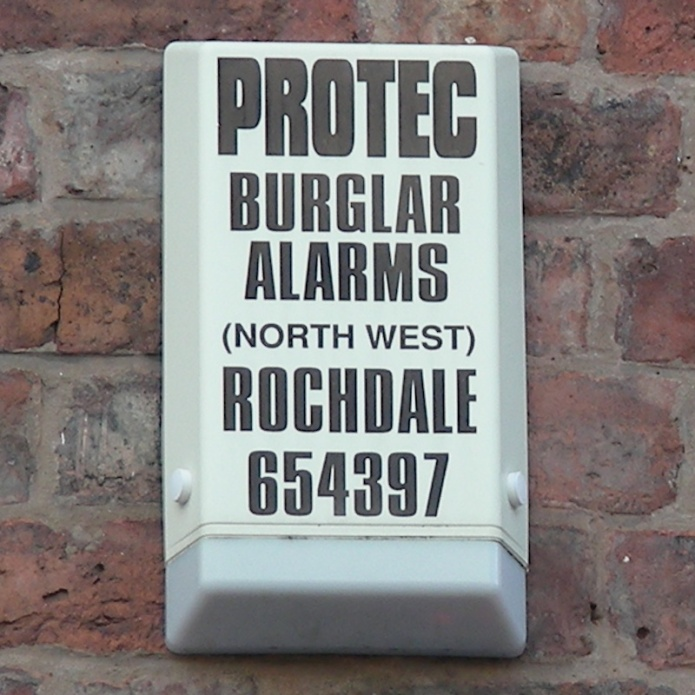 Protec Burglar Alarms (North West) Rochdale