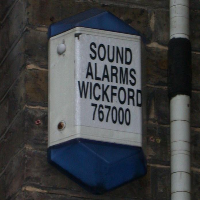 Sound Alarms Wickford