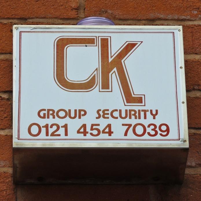 CK Group Security