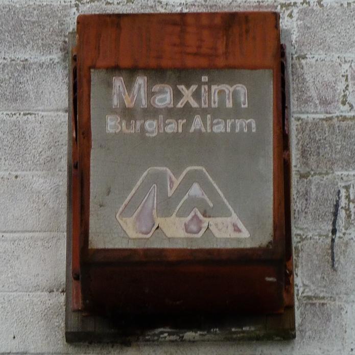 Maxim Burglar Alarm