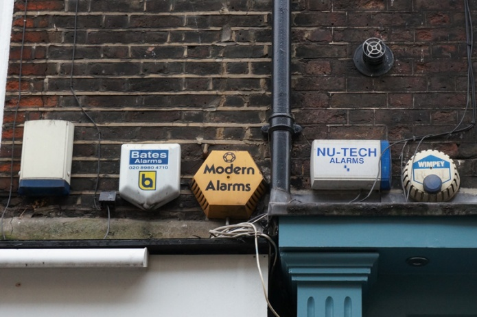 Bates Alarms, Modern Alarms, Nu-Tech Alarms, Wimpey Regal