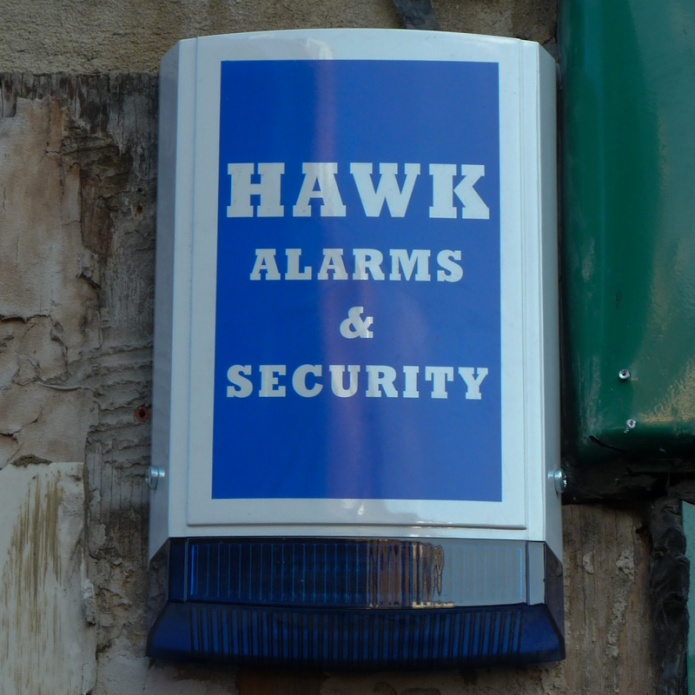 Hawk Alarms