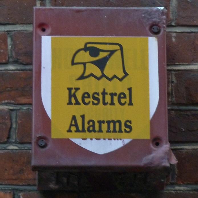 Kestrel Alarms