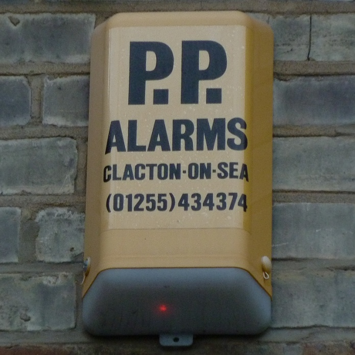 P.P. Alarms Clacton-on-Sea