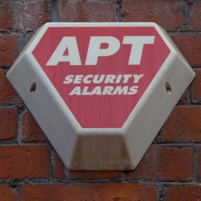 APT Security Alarms