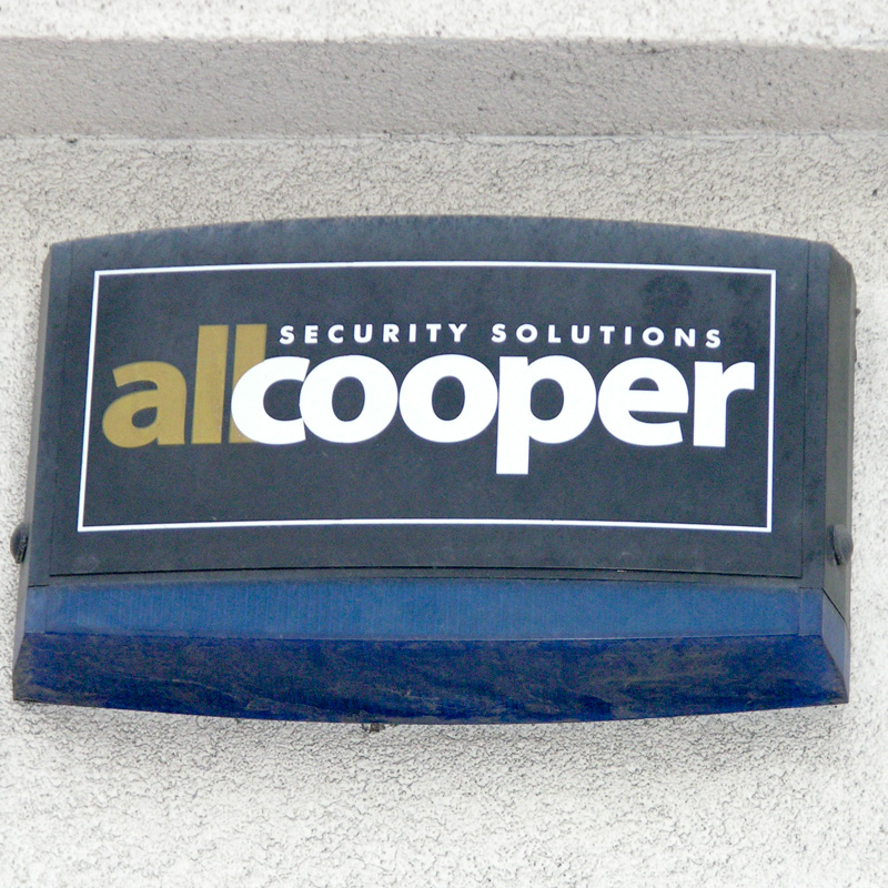 Cooper Security Alarme 9751
