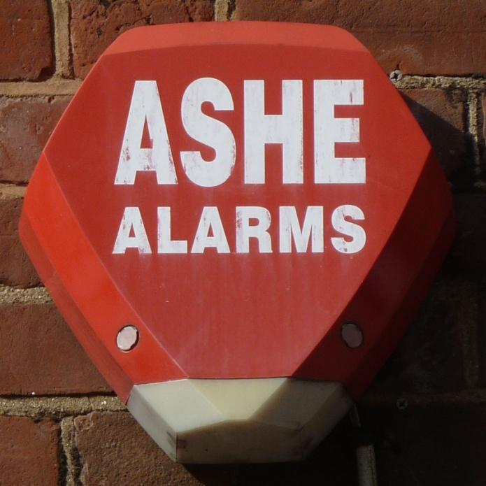 Ashe Alarms