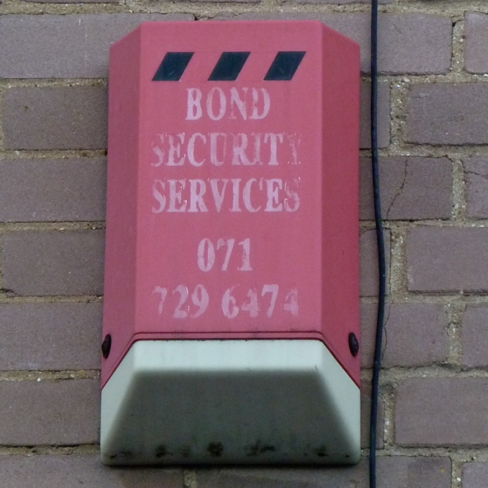 Bond Security Services Ltd
