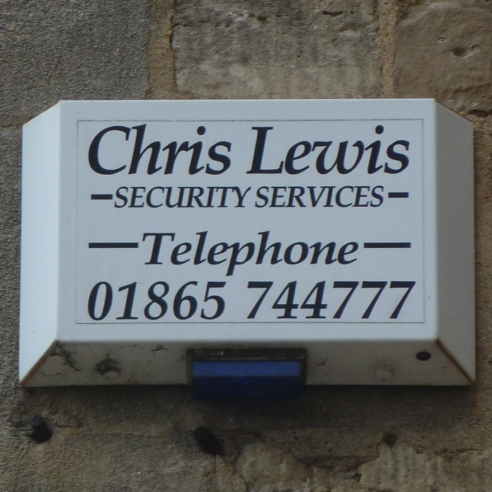 Chris Lewis Security Services