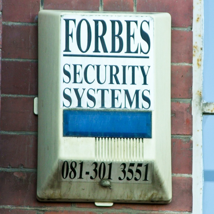 Forbes Security Systems
