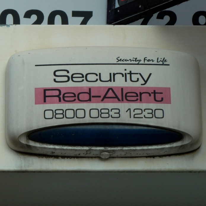 Security Red-Alert Security for Life