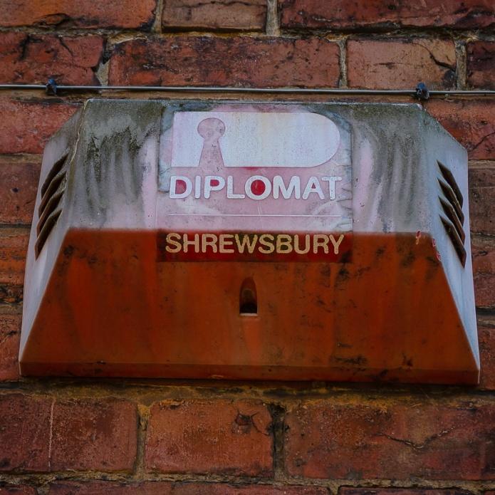 Diplomat Shrewsbury