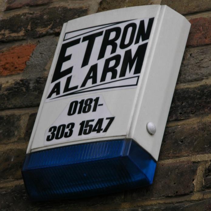 Etron Alarm
