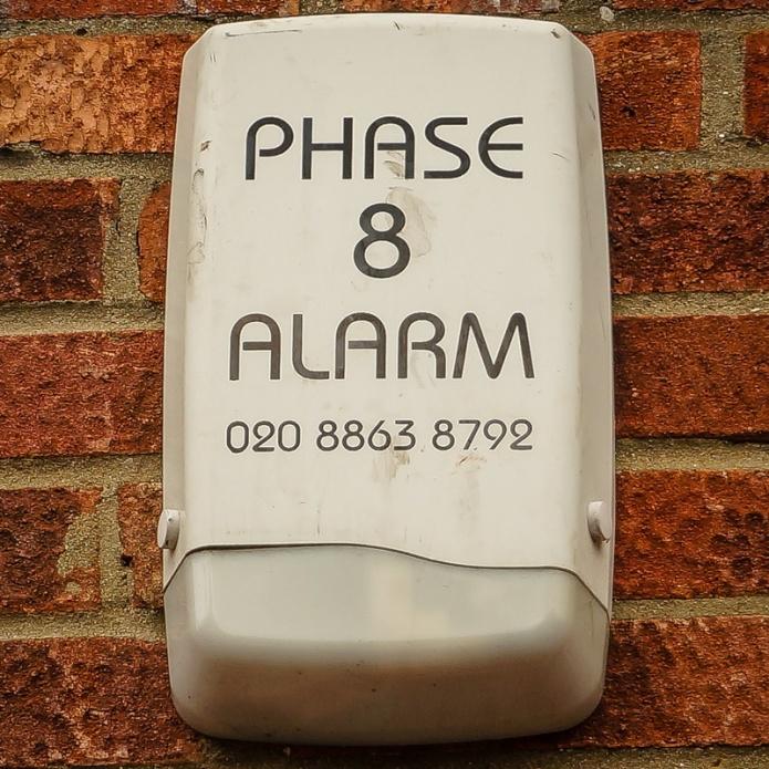 Phase 8 Alarm