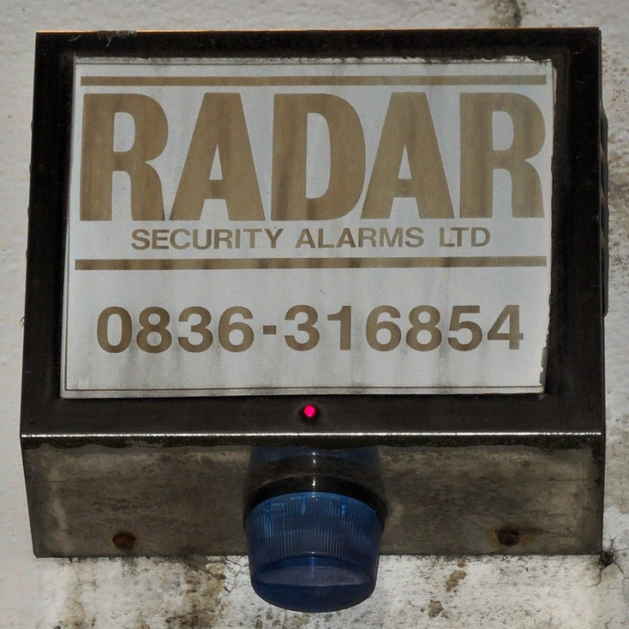Radar Security Alarms